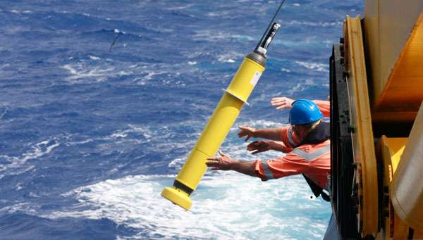 New estimate of ocean heat finds more warming