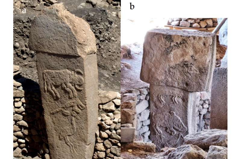 Ancient stone pillars offer clues of comet strike that changed human history