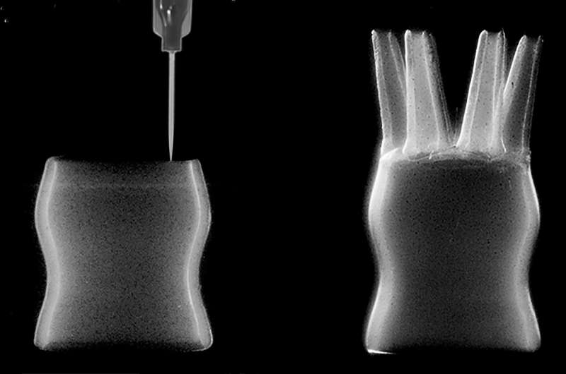 New 3-D printing method promises vastly superior medical implants for millions
