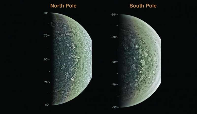 Juno mission to Jupiter delivers first science results