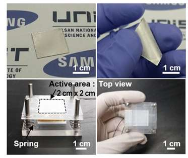 New polymer improves power output of triboelectric nanogenerators
