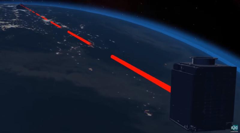 Study proves viability of quantum satellite communications