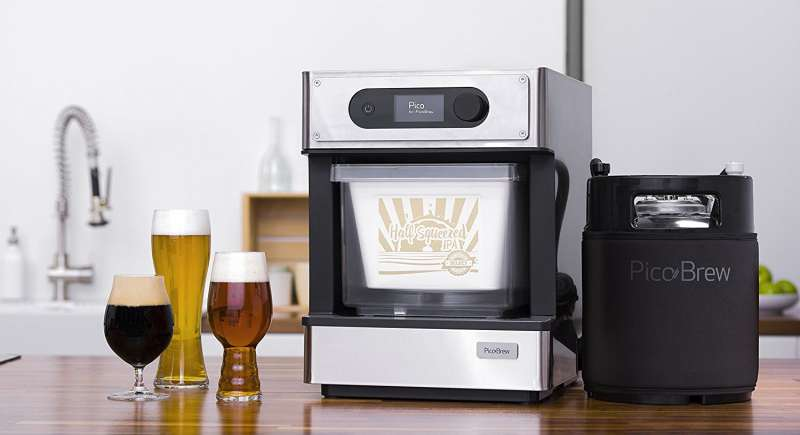 Review: Pico Brew helps bring the craft beer movement to your kitchen
