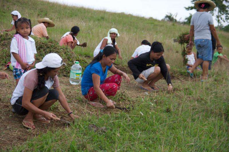 In the Philippines, climate change and conflict conspire against rural women