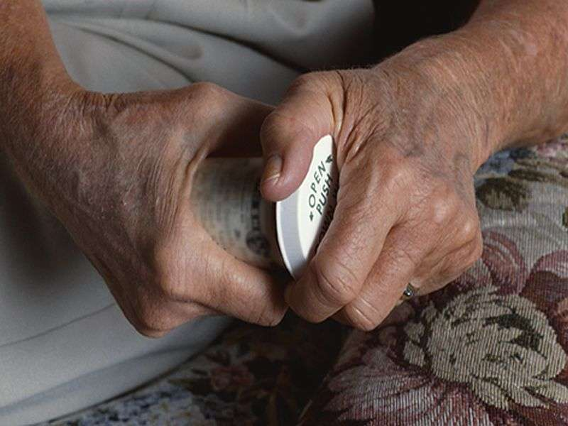 Opioid abuse down in younger americans, but up among older adults