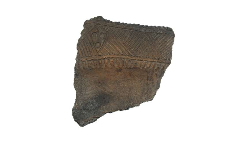 Ancient pottery reveals insights on Iroquoian population's power in 16th century