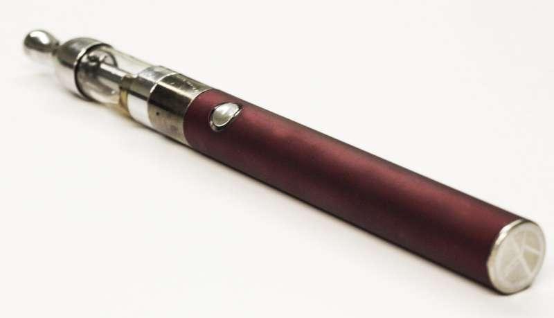 E-cigarette vapor slows heart rate in mice