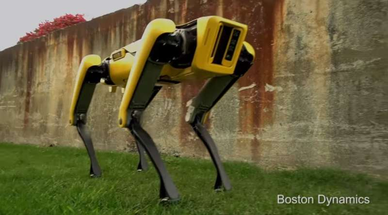 New-look robot from Boston Dynamics is more sleek than 'Eek'