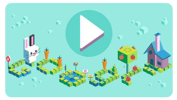 Growing up with coding may start with Google Doodle