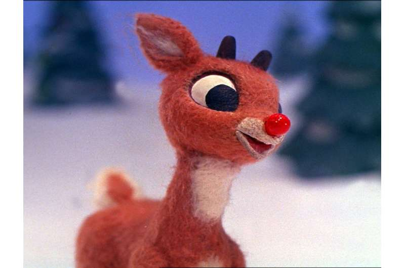 Rudolph, why is your nose so bright? Scientists at Johns Hopkins have an idea