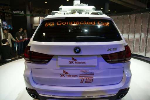5G technology will be a boon for connected cars but experts worry about cyber security