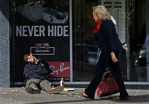 Homeless explosion on West Coast pushing cities to brink