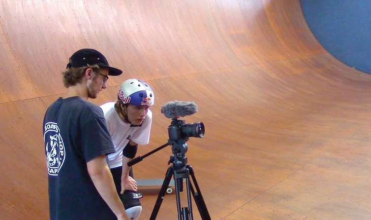 Researcher explores learning habits of skateboarders