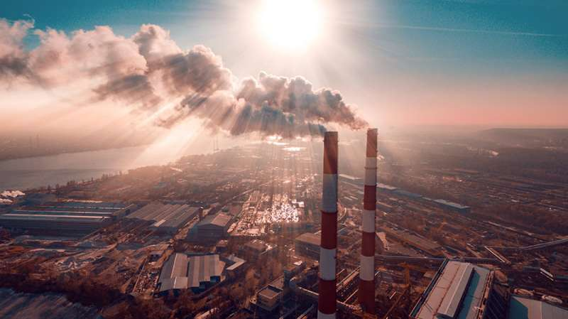 Study sheds new light on production of hydroxyl radicals, which help break down air pollutants
