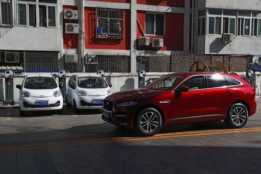 For electric cars to take off, they'll need place to charge