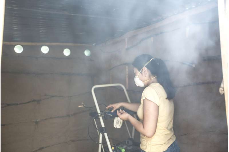 Study finds that elevating women's status lowers dependence on solid fuels