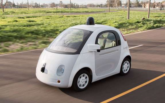 Self-driving cars could dramatically reduce the road toll