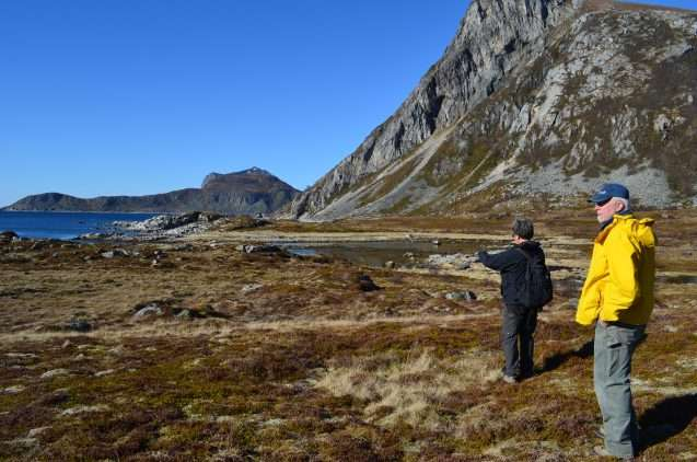 Climate change—lessons from the Vikings