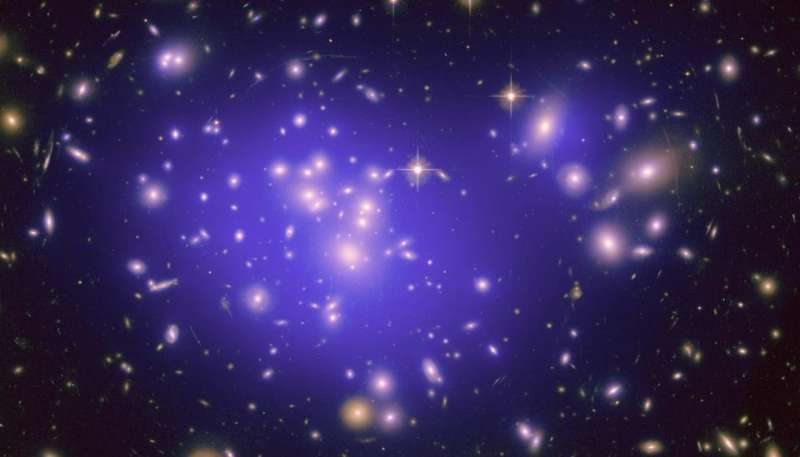 Mathematicians propose alternative explanation for cosmic acceleration