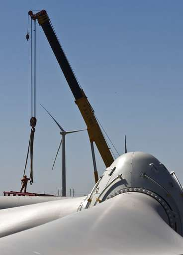 Wasted green power tests China's energy leadership
