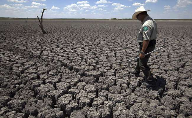 Climate change and extreme weather driving migration
