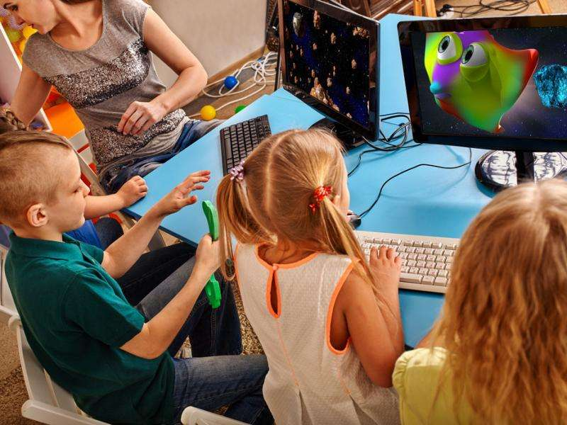 A brief history of computer games in the classroom
