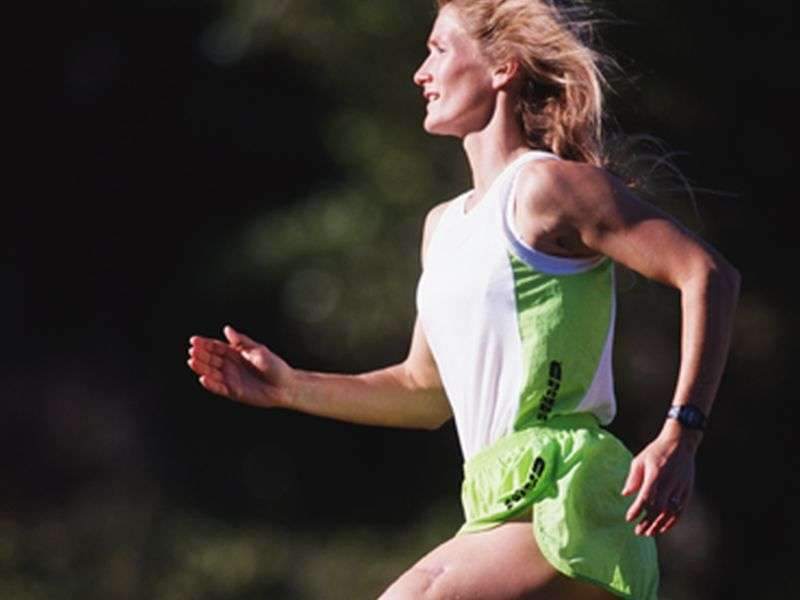 ACOG: assess all active women for female athlete triad
