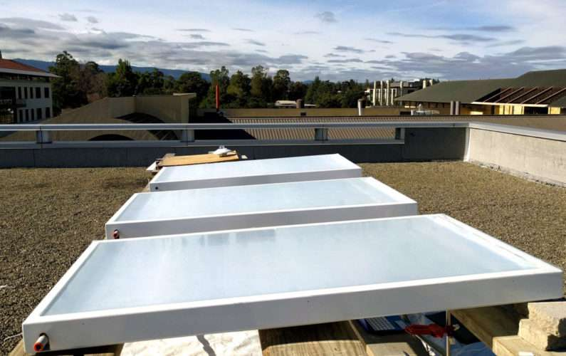 A cooling system that works without electricity