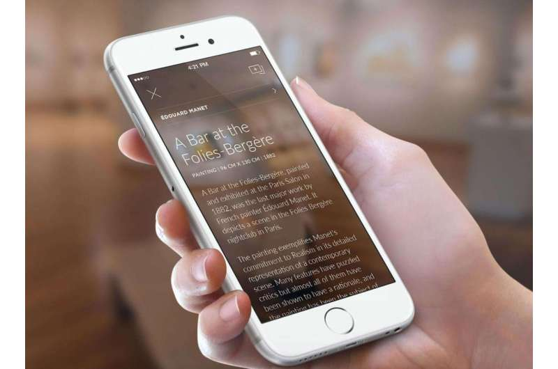 A day at the museum with Smartify app: Get comments, collect favorites