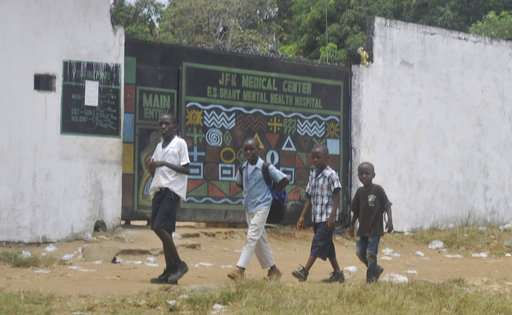 After Ebola, Liberians slowly embrace mental health care