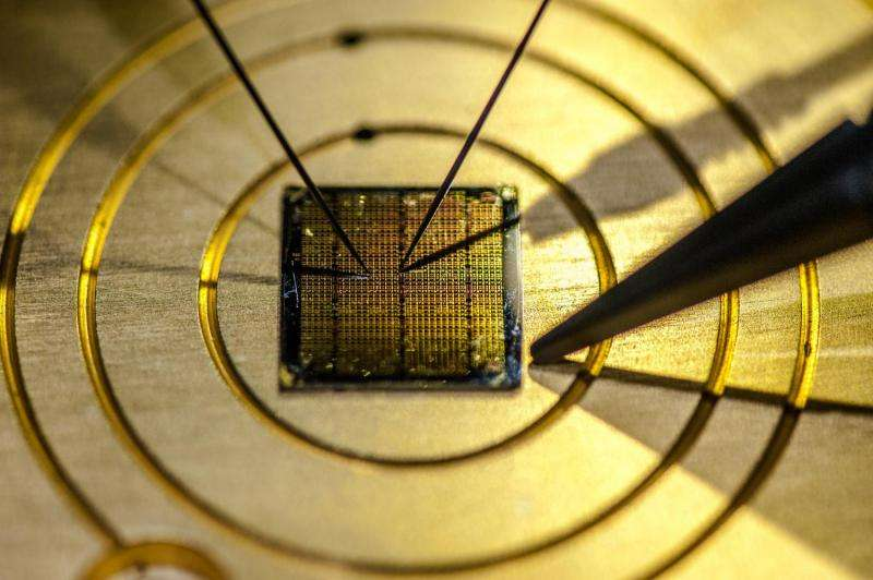 A future without fakes thanks to quantum technology