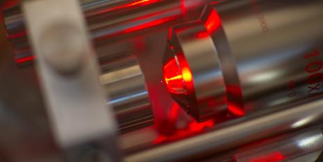 A levitated nanosphere as an ultra-sensitive sensor
