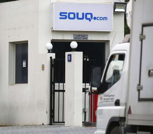 Amazon buys Mideast's Souq.com after $800M counteroffer