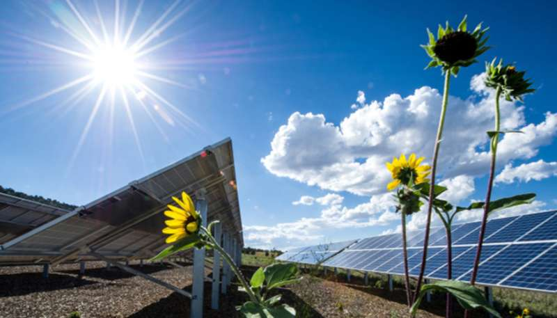 Americans use more clean energy in 2016