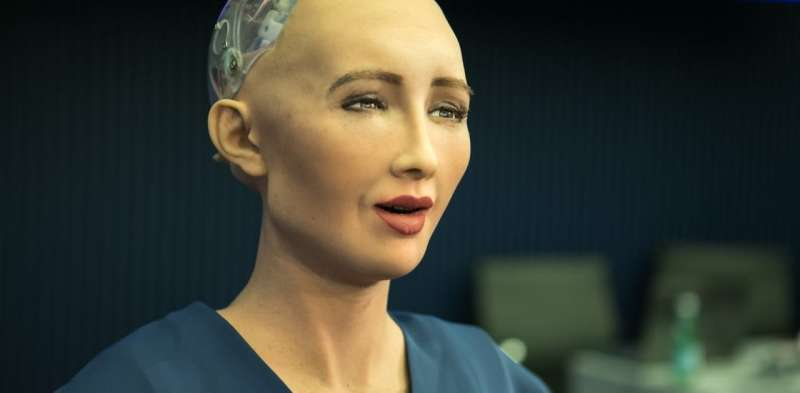 An AI professor discusses concerns about granting citizenship to robot Sophia
