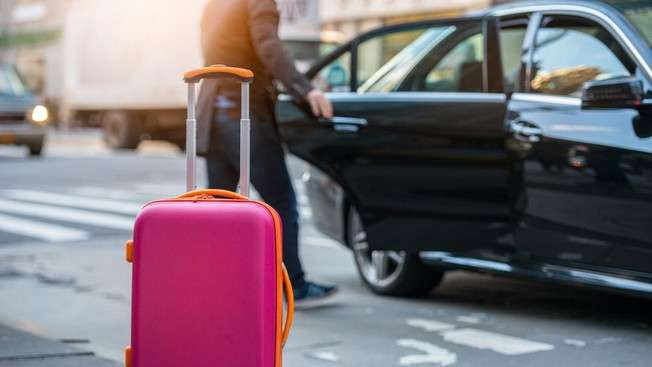 An encryption system that hides your travel data from Uber