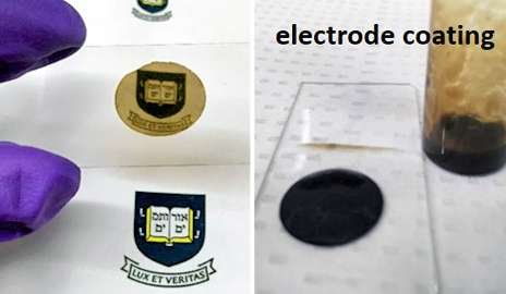 A new, gel-like coating beefs up the performance of lithium-sulfur batteries