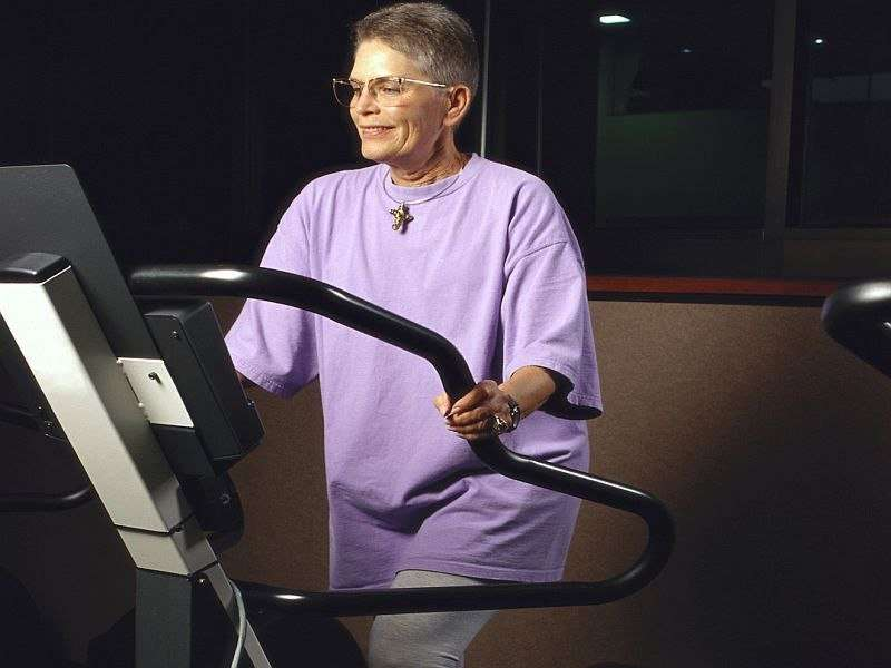 An exercise game plan for boomers