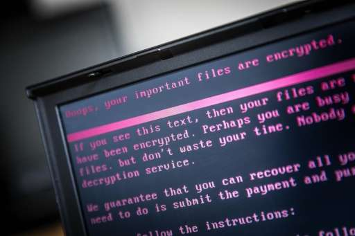 "An ""epidemic"" has erupted in global ransomware attacks, taking over computers as well as internet-linked devices like"