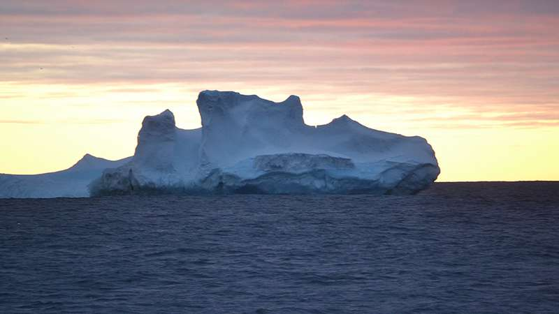 Antarctic bottom waters freshening at unexpected rate