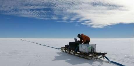 Antarctic landscape insights keep ice loss forecasts on the radar