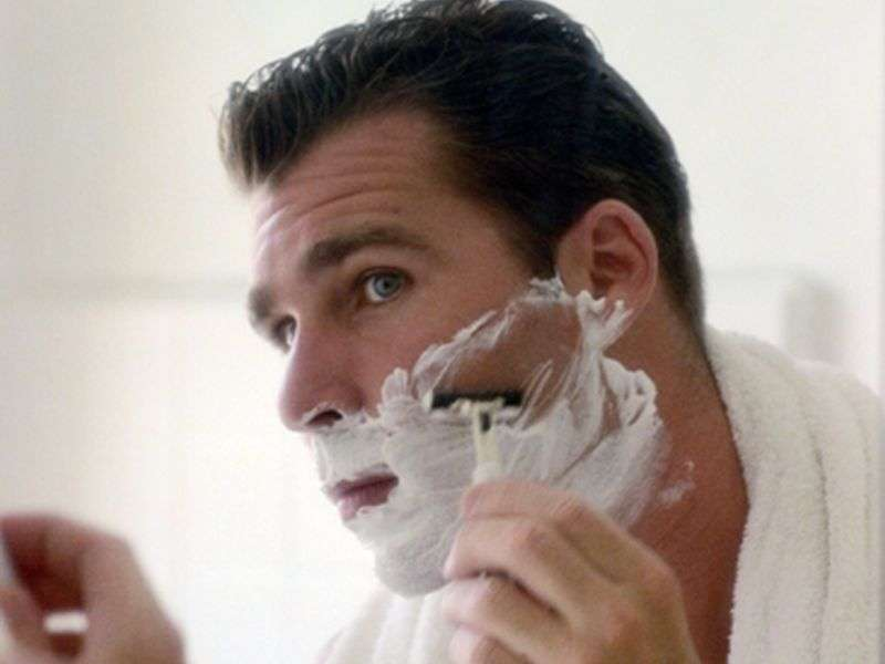 Anthrax cases linked to use of vintage shaving brushes