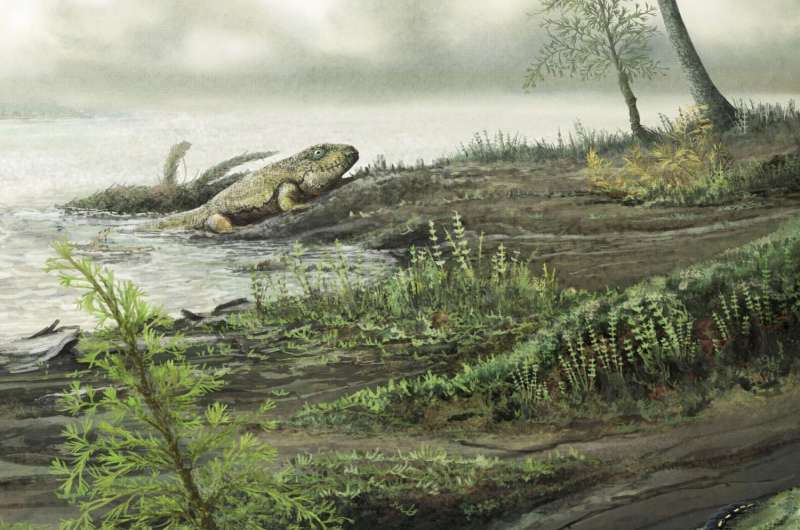 Antibiotic-resistant microbes date back to 450 million years ago, well before the age of dinosaurs
