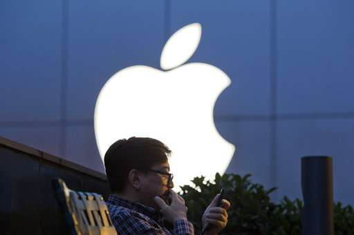 Apple to open data center in China with government ties