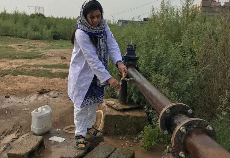 Arsenic risk in Pakistan much greater than expected