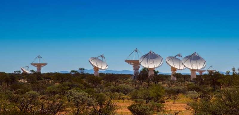 ASKAP telescope to rule radio-burst hunt