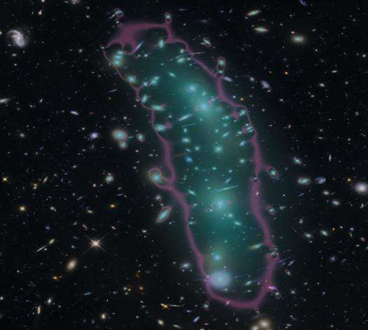 Astronomers find faintest early galaxies yet, probe how the early universe lit up