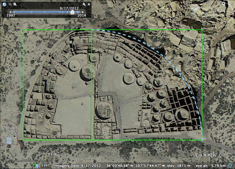 ASU scientist finds advanced geometry no secret to prehistoric architects in US Southwest