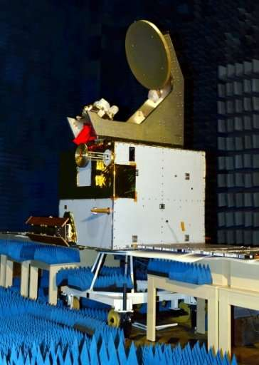 A test version of the China-France Oceanography Satellite CFOSAT