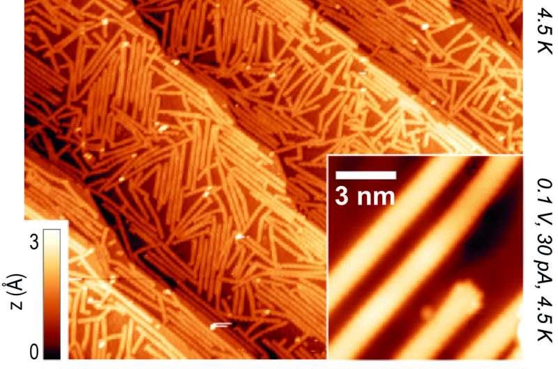 A transistor of graphene nanoribbons
